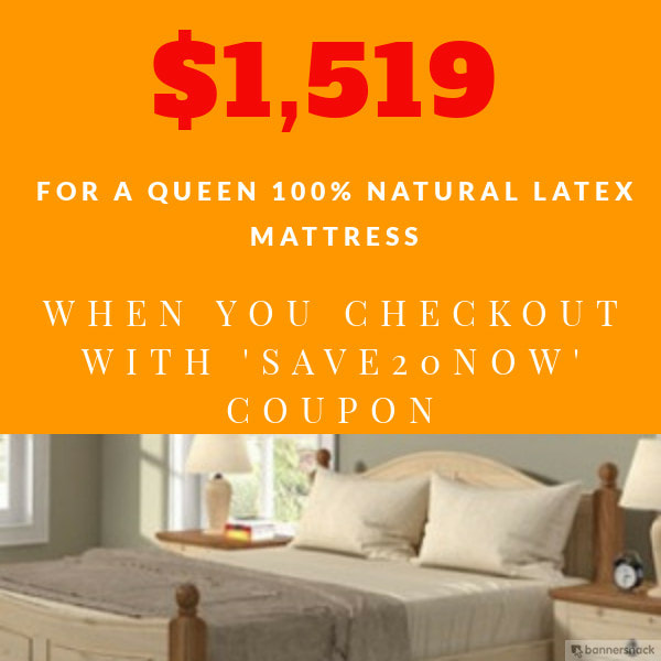 affordable organic mattress